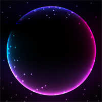 Preview for Quick Tip: How to Make a Glowing Space Background