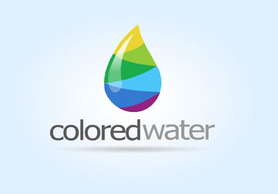 Quick tip: how to design a beautiful water drop logo