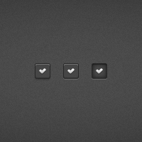 Preview for Quick Tip: How to Create a Set of Dark Check Buttons