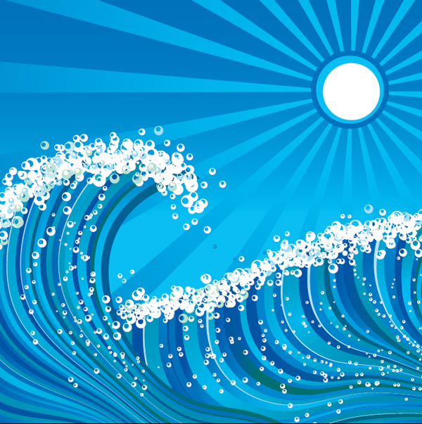 Link toQuick tip: how to create a stylized wave using adobe illustrator