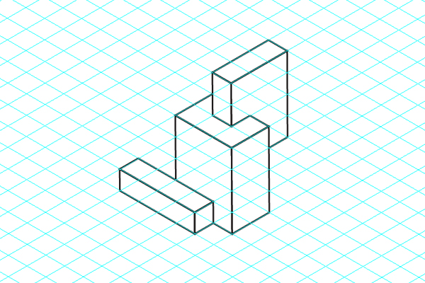 Isometric Graph Paper Isometric Graph Paper For D Design Seamless