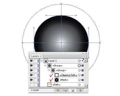 how to delete vector layers krita