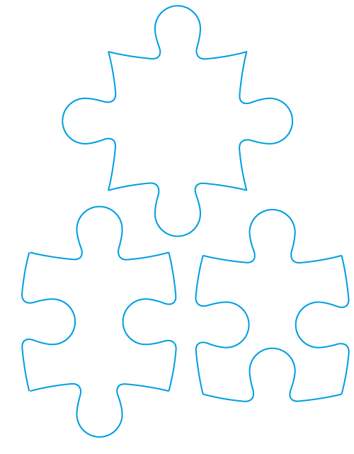 Quick Tip Create A Puzzle With The New Shape Builder Tool In