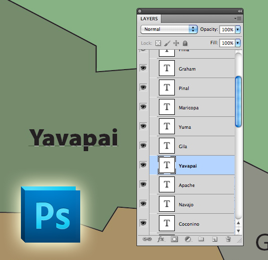 how to open ai file in photoshop with layers
