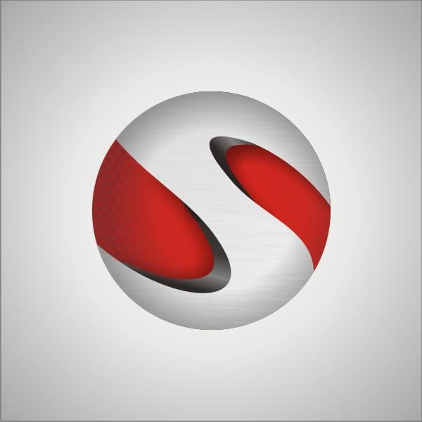 S Logo 3d Create a Realistic 3D ...