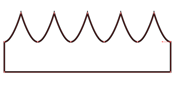 Create A Royal Crown Using Adobe Illustrator Cs5