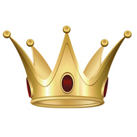 Preview for Create a Royal Crown Using Adobe Illustrator CS5