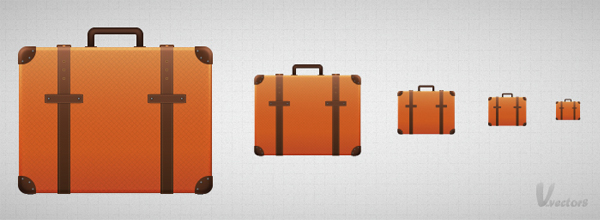Link toHow to create a suitcase icon in adobe illustrator