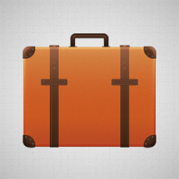 Preview for How to Create a Suitcase Icon in Adobe Illustrator