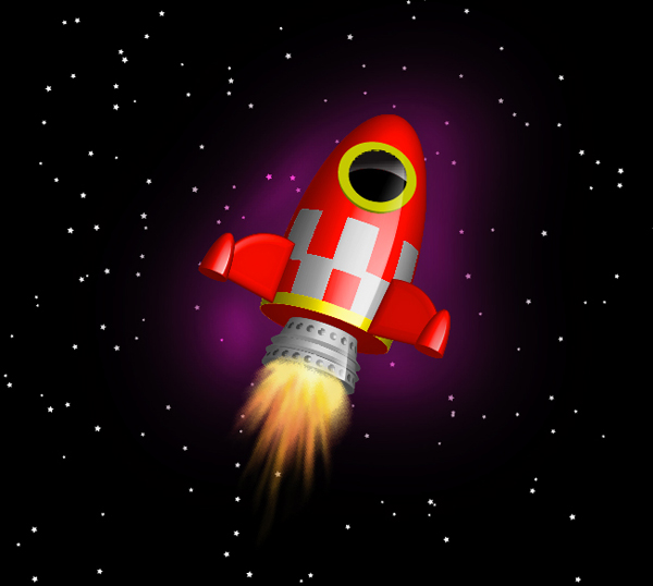 Link toCreate a vector, space rocket in illustrator cs5