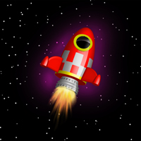 Preview for Create a Vector, Space Rocket in Illustrator CS5