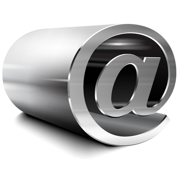 Link toHow to illustrate a 3d email sign