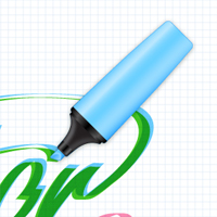 Create a Marker Text Effect in Illustrator