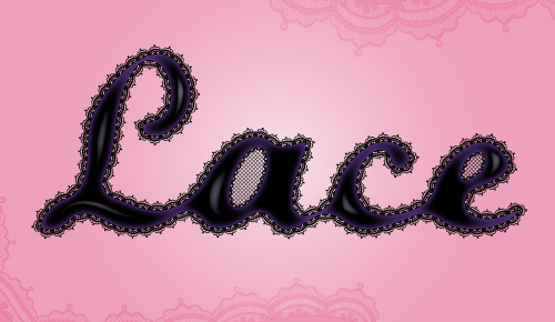 Link toCreate a lace text effect in adobe illustrator