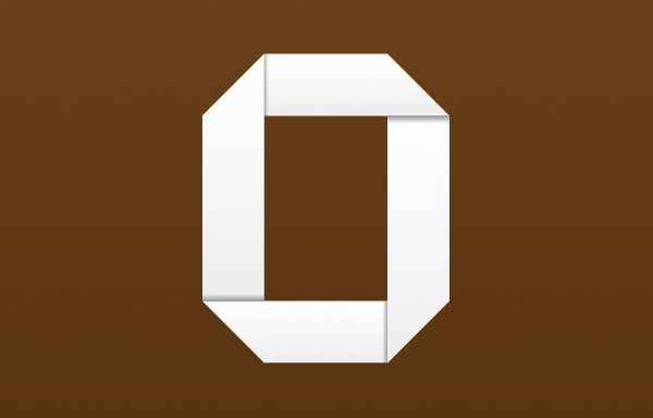 Vector Origami Alphabet Letters Stock-Vektorgrafik (Lizenzfrei ... | 384x600
