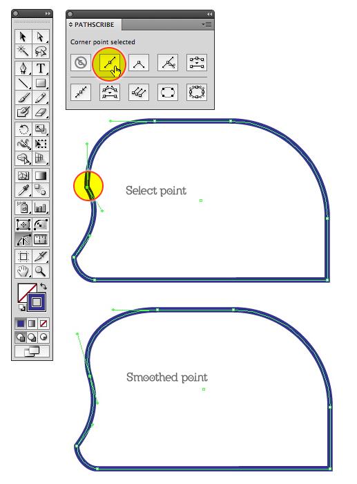 Shape-Building with VectorScribe