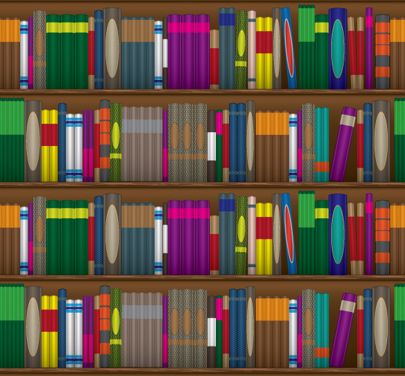 Link toHow to create a seamless bookshelf pattern in illustrator