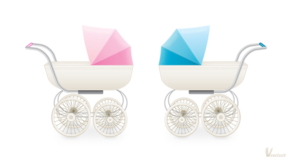 Link toCreate a classic baby stroller in adobe illustrator