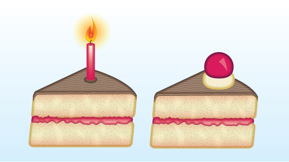 Link toCreating a slice of cake icon with adobe illustrator