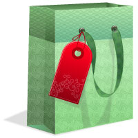 Preview for Create a Designer Gift Bag Using Adobe Illustrator