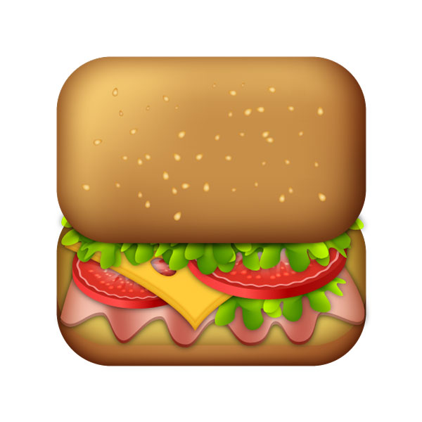 Link toHow to create an ios style sandwich icon