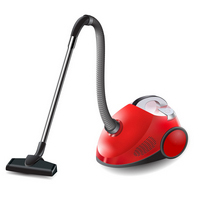 Preview for How to Illustrate a Vector Vacuum Cleaner