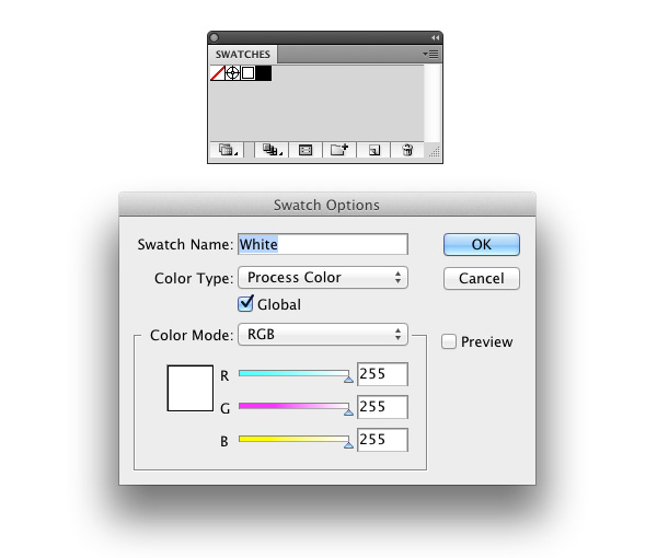 how to set up illustrator workspace