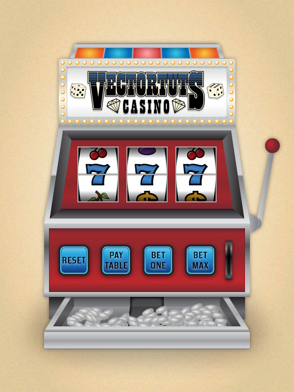 Link toCreate a casino slot machine in illustrator