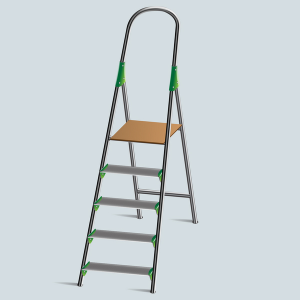 Link toHow to illustrate a stepladder in illustrator