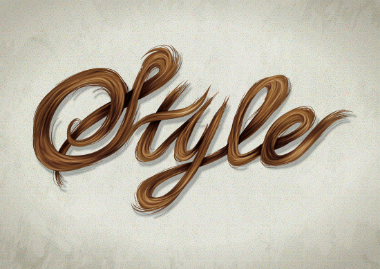 how to create typography in illustrator