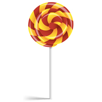 Preview for Create a Swirly Lollipop Using the Spiral Tool