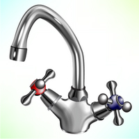 Preview for How to Illustrate a Vector Water Tap