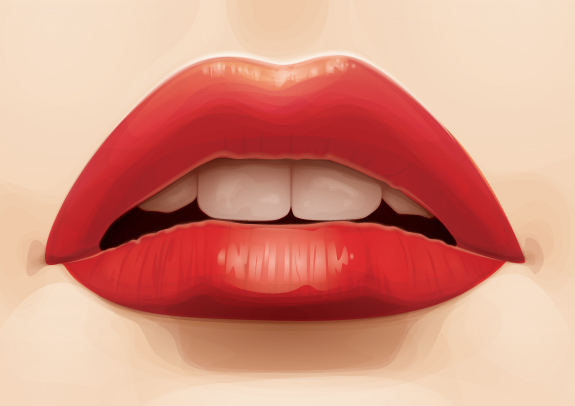 Link toVectoring a pair of luscious lips in illustrator cs6 from stock