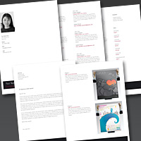 Preview for Creating An Elegant Looking Resume With InDesign
