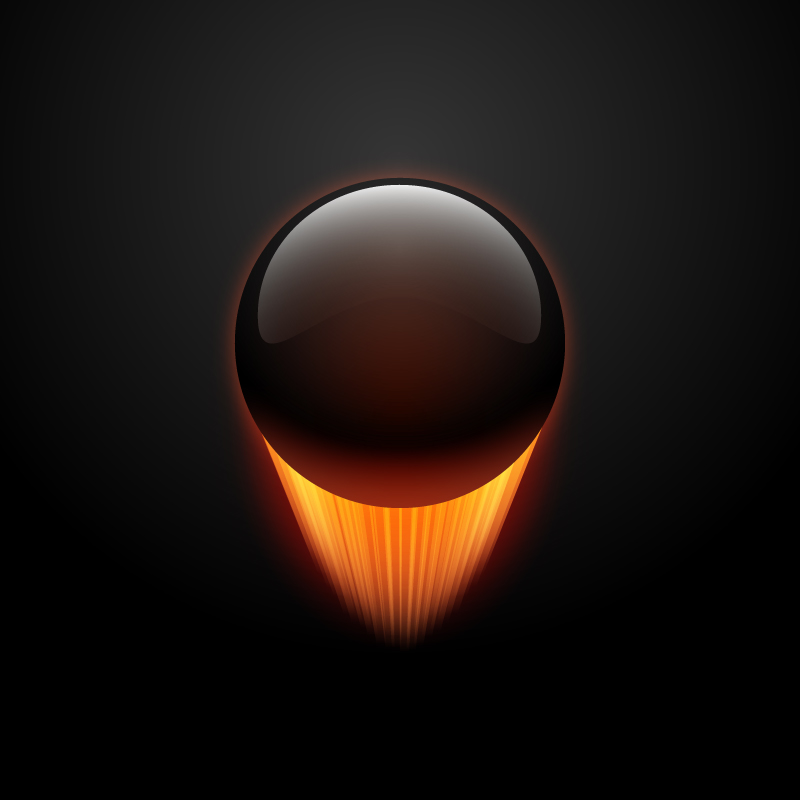 Link toHow to create an ultra glossy flaming ball in adobe illustrator