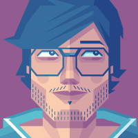 Preview for How to Create a Self-Portrait in a Geometric Style