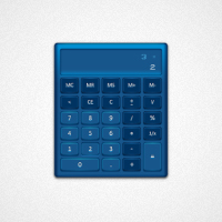 Preview for Create a Detailed Calculator Interface with the Appearance Panel