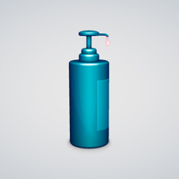 Preview for How to Create a Liquid Soap Bottle Vector Illustration