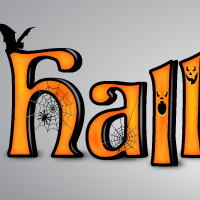Preview for How to Create Spooky, Halloween Theme Text in Adobe Illustrator