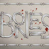 Preview for How to Create a Bone Calligram with Art Brushes