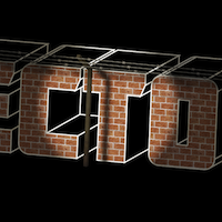 Preview for How to Create a Gloomy Jail Wall Text Effect in Adobe Illustrator