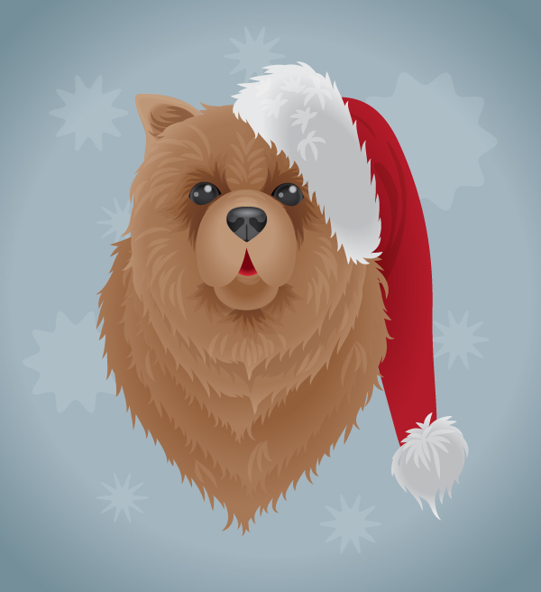 Link toHow to create a festive dog illustration in adobe illustrator