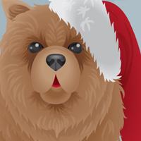 How to Create a Festive Dog Illustration in Adobe Illustrator
