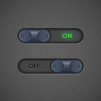 Preview for How to Create a Set of Toggle Buttons in Adobe Illustrator