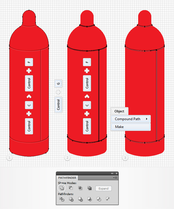 get rid of grid view in adobe pdf