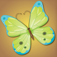 Preview for How to Make an Attractive Vector Butterfly