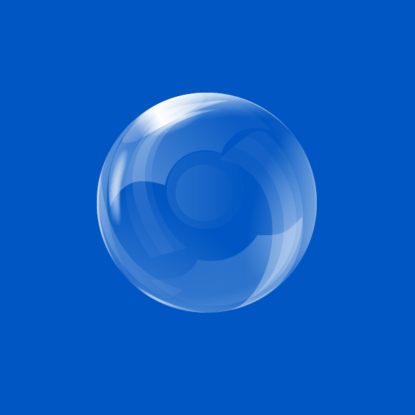 How to Create Realistic, Vector Bubbles