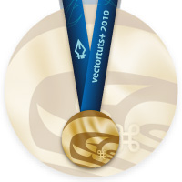 Preview for How To Make an Olympic Gold Medal In Adobe Illustrator CS4