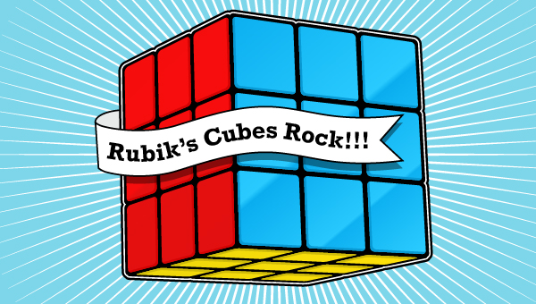 Link toCreate a stylized, vector rubik's cube