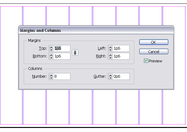 using indesign to create a designer resume